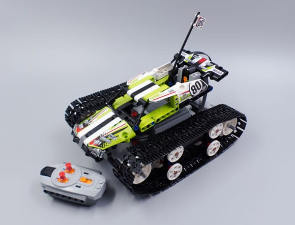 vite test lego technic 42065 rc tracked racer hoth bricks. Black Bedroom Furniture Sets. Home Design Ideas