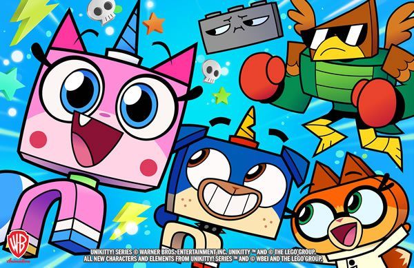 Unikitty (The LEGO Movie), star de sa propre série animée