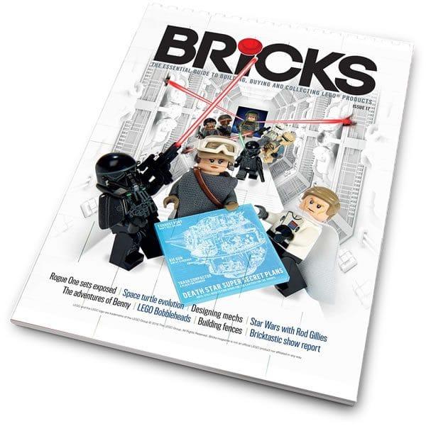 Bricks Magazine : mais où est passé le numéro 18 ?