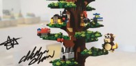 Le cadeau exclusif du LEGO Inside Tour 2017 : 4000024 LEGO House Tree of Creativity