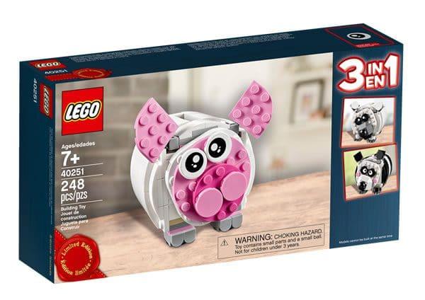 LEGO 40251 Mini Piggy Bank