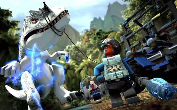 Rumeur : des sets LEGO basés sur le film Jurassic World 2 en 2018