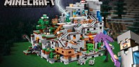 LEGO Minecraft 21137 The Mountain Cave : disponible en avant-première VIP