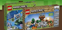 LEGO Minecraft : visuels officiels des sets du second semestre 2017