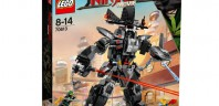 The LEGO Ninjago Movie : les visuels officiels du set 70613 Garma Mecha Man