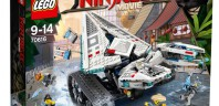 The LEGO Ninjago Movie : gros plan sur le set 70616 Ice Tank