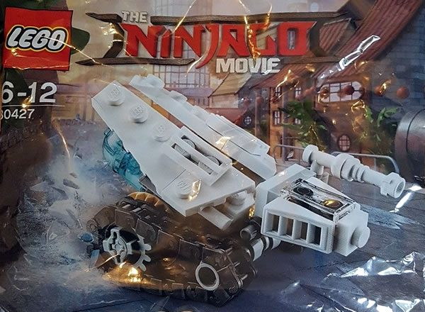 The LEGO Ninjago Movie : 30427 Ice Tank