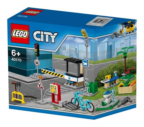 40170 LEGO City Accessory Set
