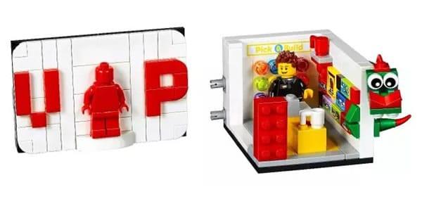 LEGO 40178 VIP Set