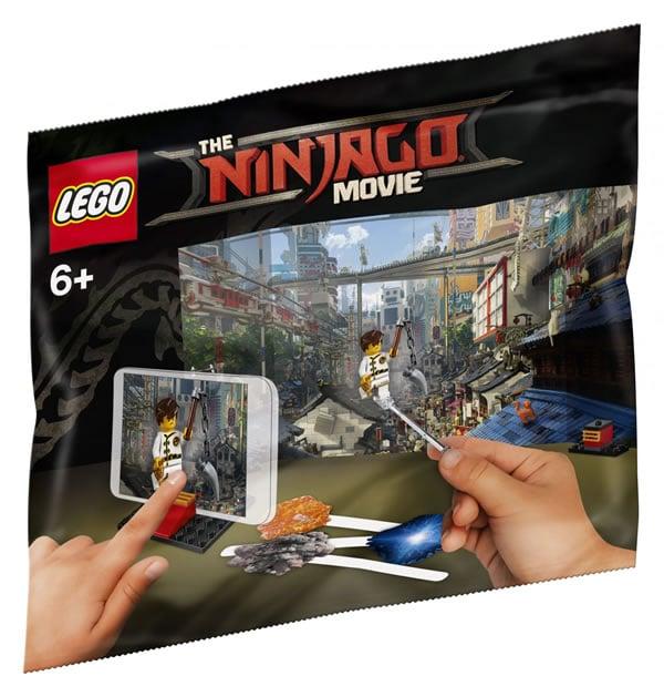 5004394 The LEGO Ninjago Movie Maker