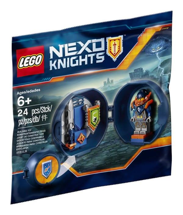 5004914 LEGO Nexo Knights Armor Pod