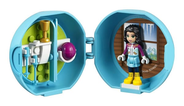 5004920 LEGO Friends Ski Pod