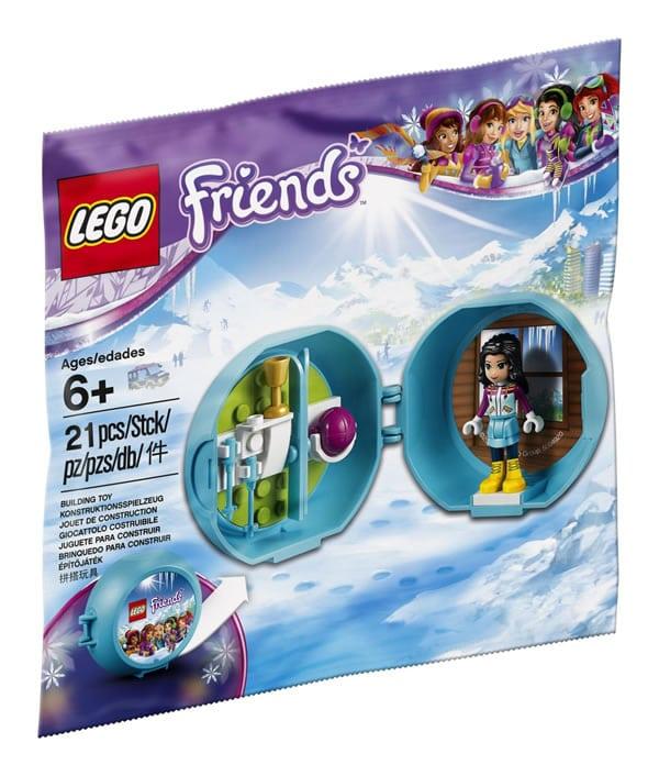 5004920 LEGO Friends Ski Pod