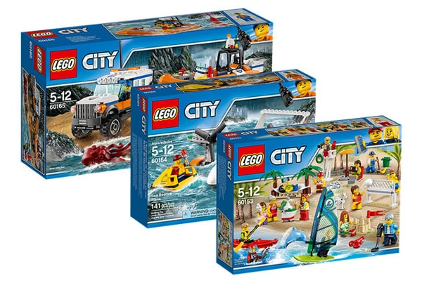 5005408 LEGO City Summer Kit