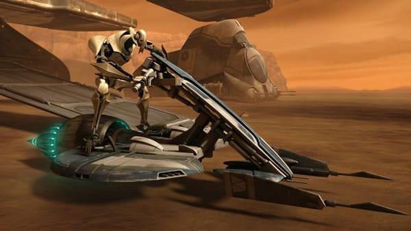 75199 General Grievous Combat Speeder ?