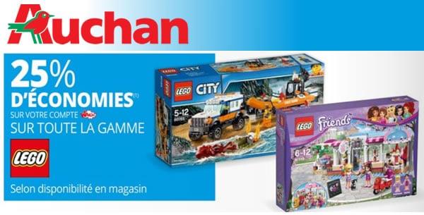 Carte Lego Auchan Livre.Auchan 25 D Economies Sur Toute La Gamme Lego Hoth Bricks