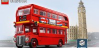 LEGO Creator Expert 10258 London Bus : Disponible pour les VIPs