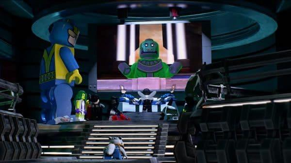 LEGO Marvel Super Heroes 2 : nouveau trailer