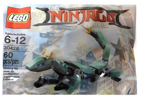 30428 Green Ninja Mech Dragon