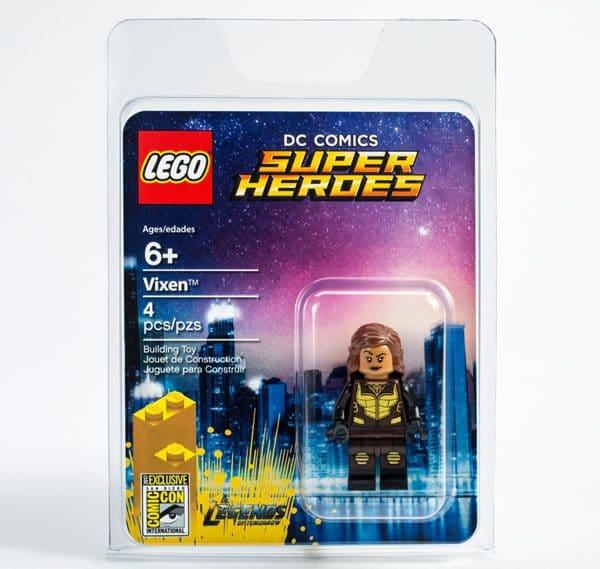 LEGO SDCC 2017 Vixen (DC's Legends of Tomorrow) Exclusive Minifigure