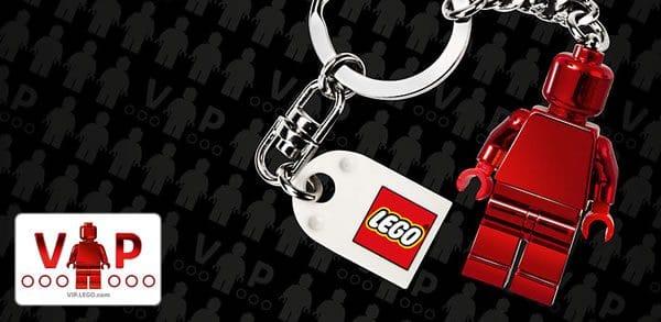 lego vip keychain