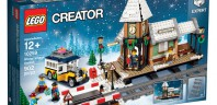 LEGO Creator Expert 10259 Winter Village Station : disponible pour les VIPs