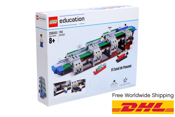 2000451 LEGO® Education Panama Canal