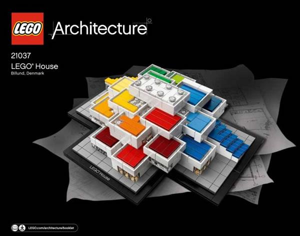 LEGO Architecture 21037 LEGO House