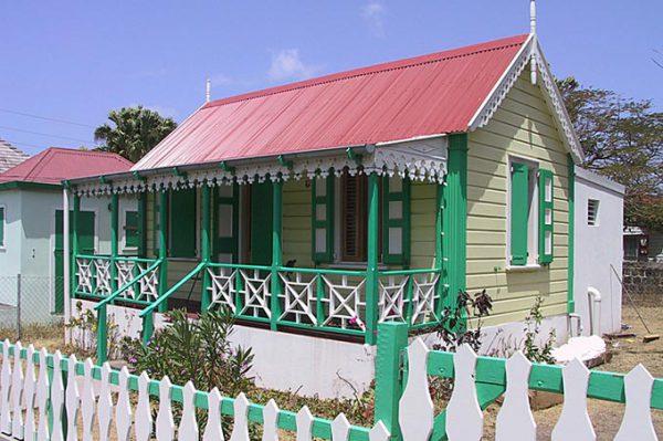 Saba (Antilles Néerlandaises)