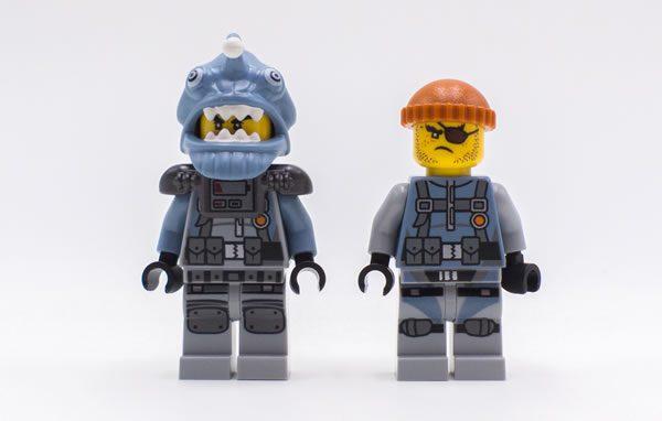 70616 ice tank lego ninjago movie bad