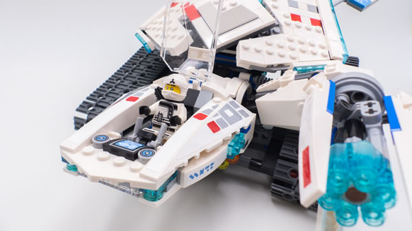 The LEGO Ninjago Movie 70616 Ice Tank