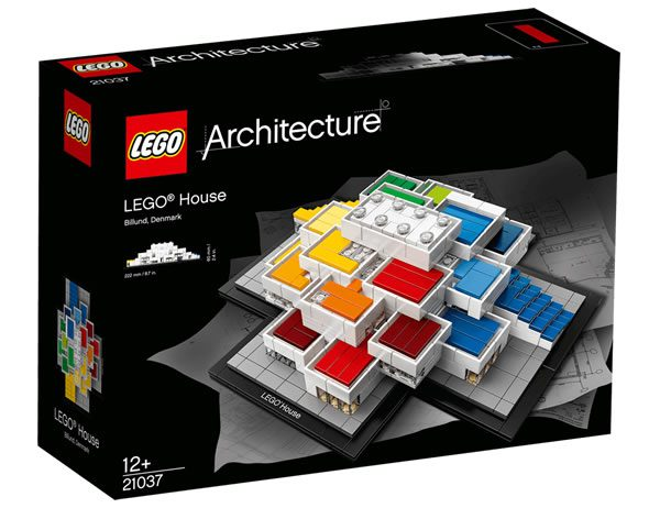 LEGO Architecture 21037 LEGO House : de nouveau disponible sur le Shop LEGO