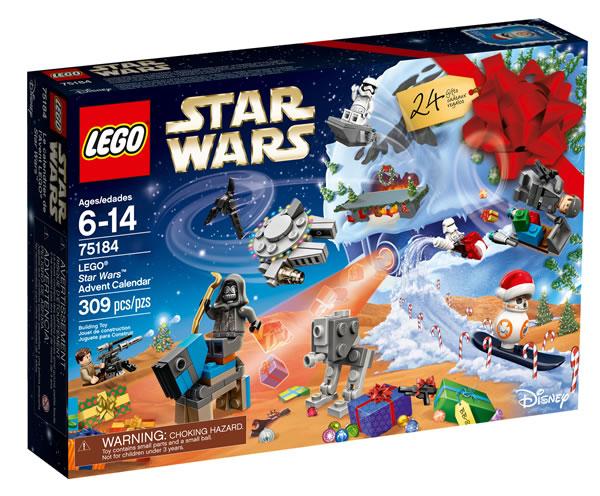 75814 LEGO Star Wars Advent Calendar 2017