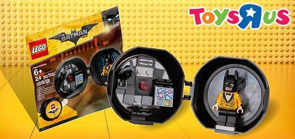 LEGO 5004929 Batman Cave Pod : de nouveau disponible chez Toys R Us