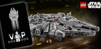 75192 UCS Millennium Falcon : disponible sur le Shop@Home !