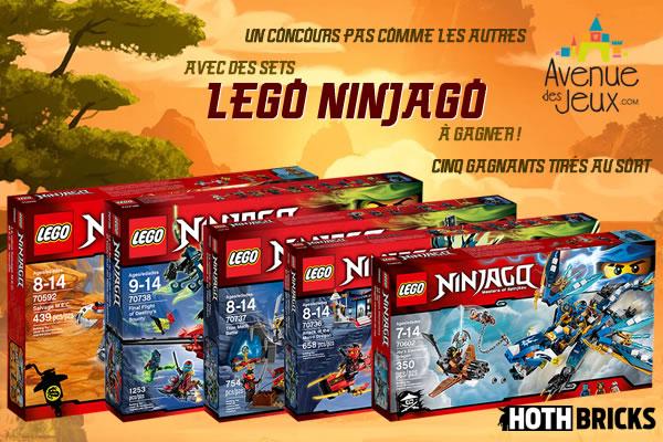si vous aimez les ninjas et la gamme ninjago je vous propose aujourdhui un concours un peu spcial sur la mcanique de jeu rien de particulier vous - Ninjago Jeux Gratuit