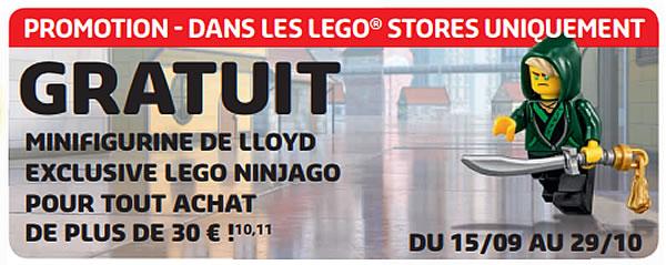 The LEGO Ninjago Movie 30609 Lloyd