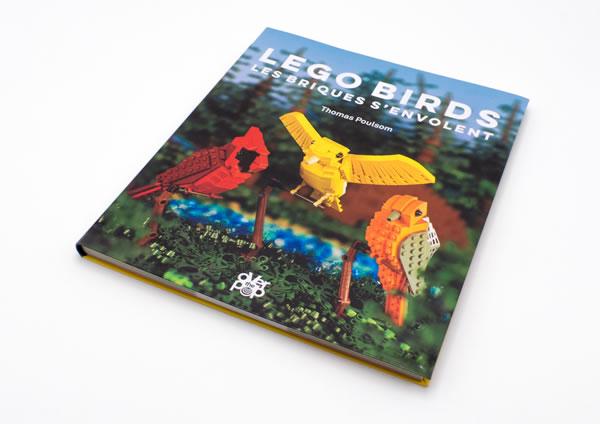 LEGO Birds, les briques s'envolent