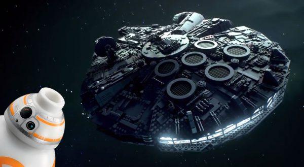 Millennium Falcon UCS : Faut-il absolument comparer les deux versions LEGO ?