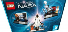LEGO Ideas 21312 Women of NASA : premiers visuels