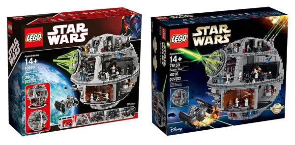 LEGO Star Wars 10188 / 75159 Death Star