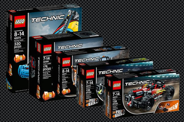 nouveaut s lego technic 2018 premiers visuels officiels. Black Bedroom Furniture Sets. Home Design Ideas