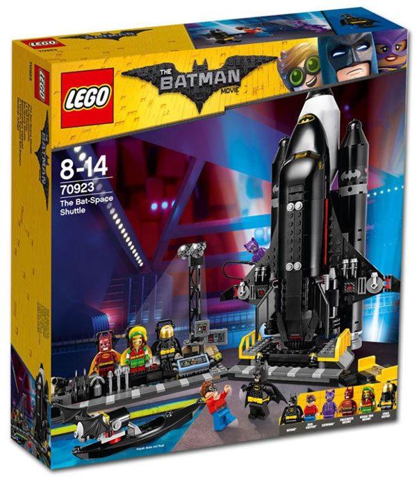 70923 The Bat-Space Shuttle