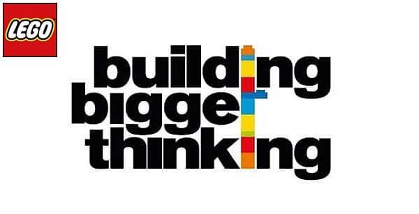 LEGO Building Bigger Thinking