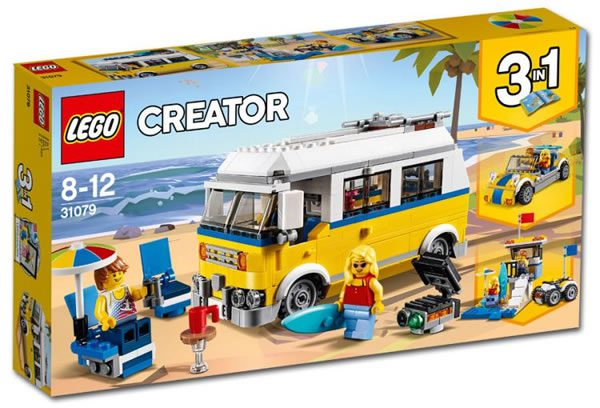 31079 Surfer Van