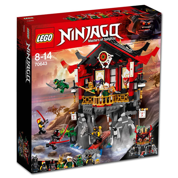 nouveaut s lego ninjago 2018 premier visuel du set 70643 temple of resurrection hoth bricks. Black Bedroom Furniture Sets. Home Design Ideas