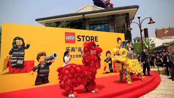 "LEGO obtient le statut de ""Well Known Trademark"" en Chine"