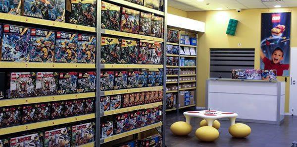Luxembourg : Un Store LEGO ouvre ses portes le 18 novembre 2017