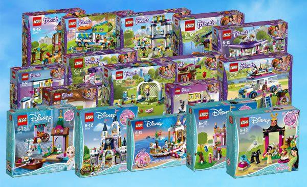 ▷ Nouveautés LEGO Disney et Friends 2018 : tous les visuels ...