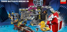 Sur le LEGO Shop : -20% sur le set 70909 Batcave Break-in